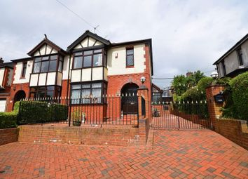 Thumbnail 3 bed semi-detached house for sale in Parkhall Road, Longton, Stoke-On-Trent