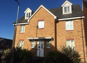 Thumbnail 5 bedroom detached house to rent in Cottingham Drive, Cardiff
