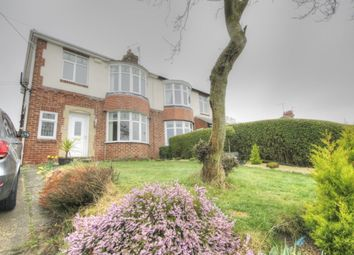 Thumbnail 3 bed semi-detached house to rent in East Law, Ebchester, Consett
