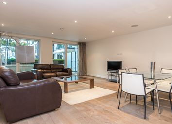 Thumbnail 2 bedroom flat to rent in Mahogany House, Imperial Wharf