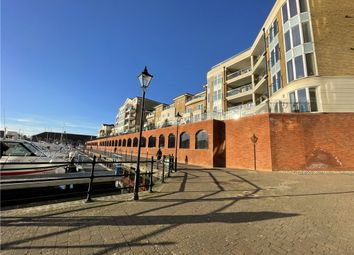 Thumbnail 3 bed flat for sale in Hamilton Quay, Eastbourne, East Sussex