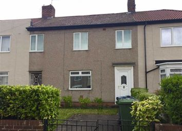 Thumbnail 4 bed terraced house for sale in Warkworth Avenue, South Shields