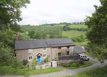 Thumbnail 3 bed cottage for sale in Tyn Y Twll, Llanerfyl, Welshpool, Powys