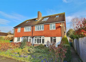 Thumbnail 2 bed flat for sale in The Limes, Horsham Road, Findon Village, West Sussex