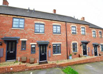 Thumbnail 3 bed terraced house to rent in Bosgate Close, Bozeat