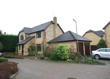 Thumbnail 4 bedroom detached house for sale in Chantry Close, Woburn Sands