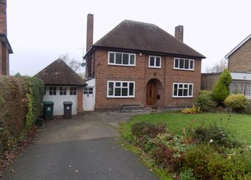 Thumbnail 4 bed detached house to rent in Wood Lane, Gedling