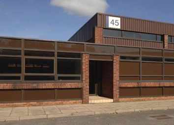 Thumbnail Warehouse to let in Unit 45 Suttons Business Park, Reading
