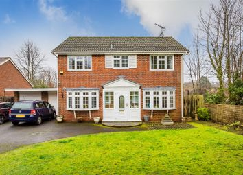 4 bed detached house for sale in Moreton Close, Churt, Farnham GU10