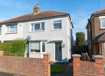 Thumbnail 3 bed semi-detached house for sale in Forelands Square, Walmer, Deal