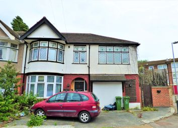 Thumbnail 4 bedroom end terrace house for sale in Thornhill Gardens, Barking