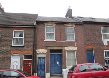 Thumbnail 3 bed terraced house for sale in Buxton Road, Luton, Bedfordshire
