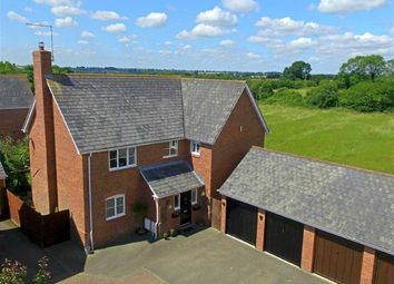 Thumbnail 5 bed detached house for sale in Cherry Hill, Old, Northampton