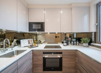 Thumbnail 3 bed flat for sale in The Octave, Willesden Lane, London