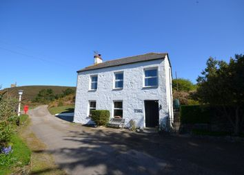 Thumbnail 4 bed barn conversion for sale in Mount Hawke, Truro