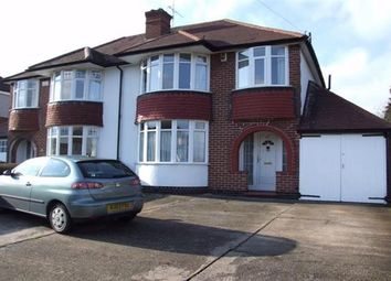 Thumbnail 3 bed detached house to rent in Daventry Road, Coventry