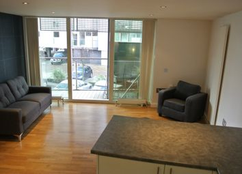 Thumbnail 1 bed flat to rent in The Nv Building, 100 The Quays, Salford Quays