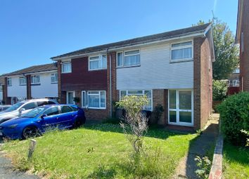 Thumbnail 3 bed end terrace house for sale in Pinewood Close, Eastbourne
