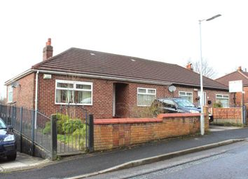 Thumbnail 2 bedroom bungalow for sale in Oakenbottom Road, Bolton