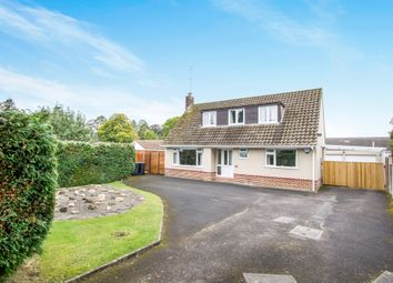 Thumbnail 4 bed detached house for sale in The Avenue, West Moors, Ferndown