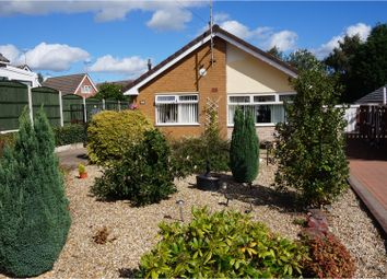 Thumbnail 2 bed detached bungalow for sale in Calladine Close, Heanor