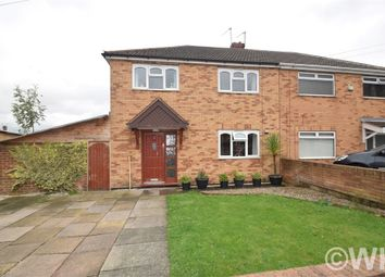 Thumbnail 3 bedroom semi-detached house for sale in Pembroke Road, West Bromwich, West Midlands
