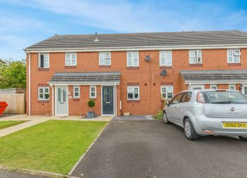 Thumbnail 3 bed terraced house for sale in Hampton Drive, Market Drayton