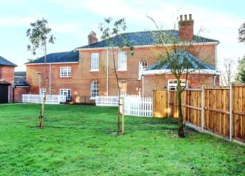 Thumbnail 2 bedroom flat to rent in Hall Close, Fakenham