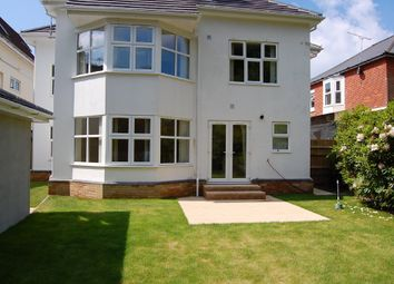 Thumbnail 2 bed maisonette to rent in Warren Road, Westbourne, Bournemouth