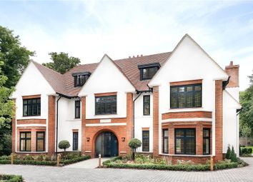 Thumbnail 2 bed flat for sale in Commonweal Lodge, 11 Woodcote Lane, Purley