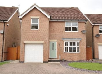 Thumbnail 4 bed detached house to rent in Queens Drive, Goole