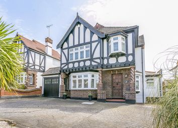 Thumbnail 4 bed detached house for sale in Malvern Drive, Woodford Green