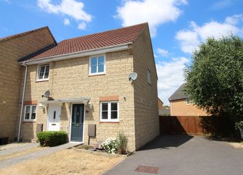 Thumbnail 2 bed end terrace house to rent in Brabant Way, Westbury