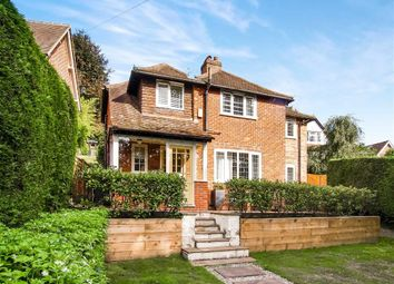 Thumbnail 4 bed detached house for sale in Hindhead Road, Haslemere, Surrey