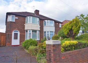 Thumbnail 3 Bed Semi Detached House For Sale In Abbey Hey Lane, Manchester