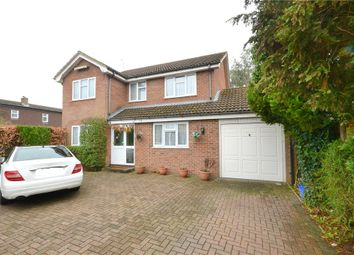 Thumbnail 4 bed detached house for sale in Brading Way, Purley On Thames, Reading