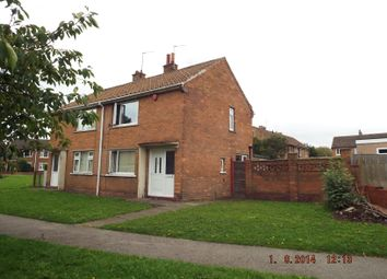 Thumbnail 2 bed semi-detached house to rent in Churchfield Road, Campsall