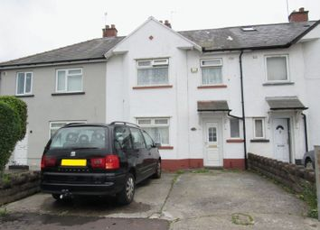 Thumbnail 3 bedroom terraced house for sale in Highmead Road, Ely, Cardiff