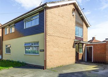 Thumbnail 3 bed detached house for sale in Derby Road, Wrexham