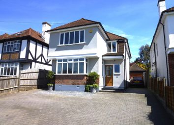 Thumbnail 4 bed detached house for sale in Thorndon Gardens, Stoneleigh, Epsom