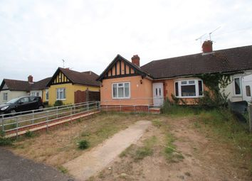 Thumbnail 3 bed semi-detached bungalow for sale in Rydal Walk, Ipswich