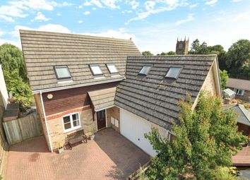 Thumbnail 4 bed detached house for sale in Park Lane, Blunham, Bedford