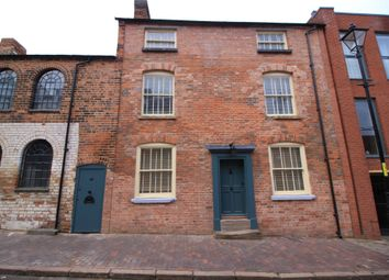 Thumbnail 3 bed town house to rent in Mary Street, Jewellery Quarter, Birmingham City Centre