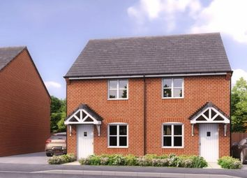 Thumbnail 2 bed semi-detached house for sale in Copcut Lane, Copcut, Droitwich