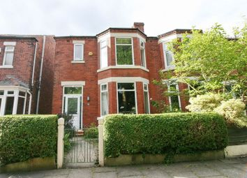Thumbnail 3 bedroom semi-detached house for sale in Ashbourne Road, Salford