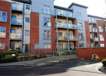 Thumbnail 2 bed flat to rent in Charrington Place, St. Albans