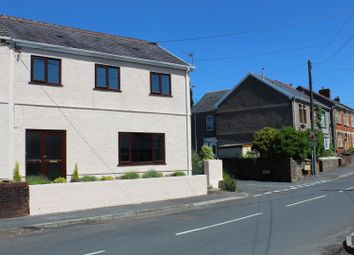 Thumbnail 4 bed semi-detached house for sale in Folland Road, Glanamman, Ammanford