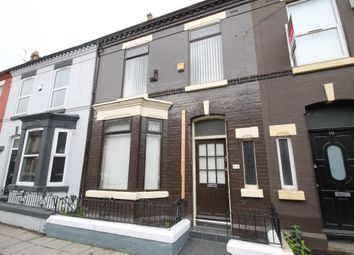 Thumbnail 3 bedroom terraced house to rent in Esher Road, Liverpool