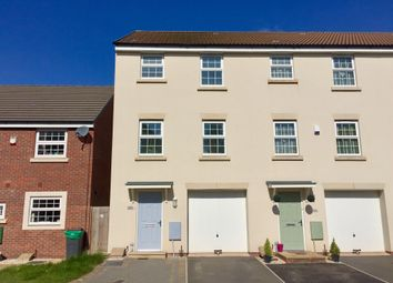 Thumbnail 4 bedroom town house for sale in Normandy Drive, Yate, Bristol