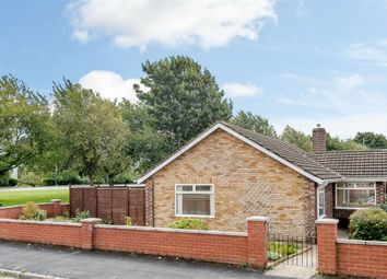 Thumbnail 3 bed detached bungalow for sale in Vauxhall Road, Bracebridge Heath, Lincoln